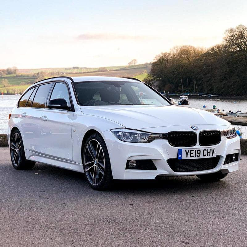 Rev Comps Competition 2019 BMW 320D M Sport Touring Shadow Edition Win Cars Bikes Vans