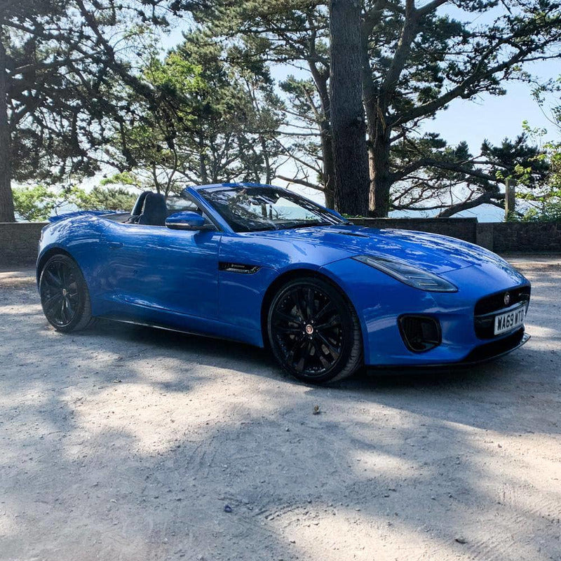 SOLD OUT - NEW 2019 Jaguar F-Type Convertible P300