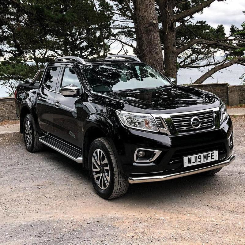 Rev Comps Competition 2019 NISSAN NAVARA TEKNA Pick Up Truck Win Cars Bikes Vans