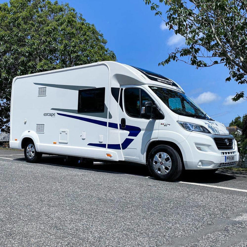 Rev Comps Competition 2019 Swift Escape 695 6 Birth Motorhome Win Cars Bikes Vans