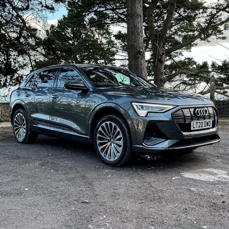 Rev Comps Competition 2020 Audi E-Tron 50 Quattro + £2K Cash Win Cars Bikes Vans