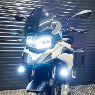 Rev Comps Competition 2020 BMW F750 GS Win Cars Bikes Vans