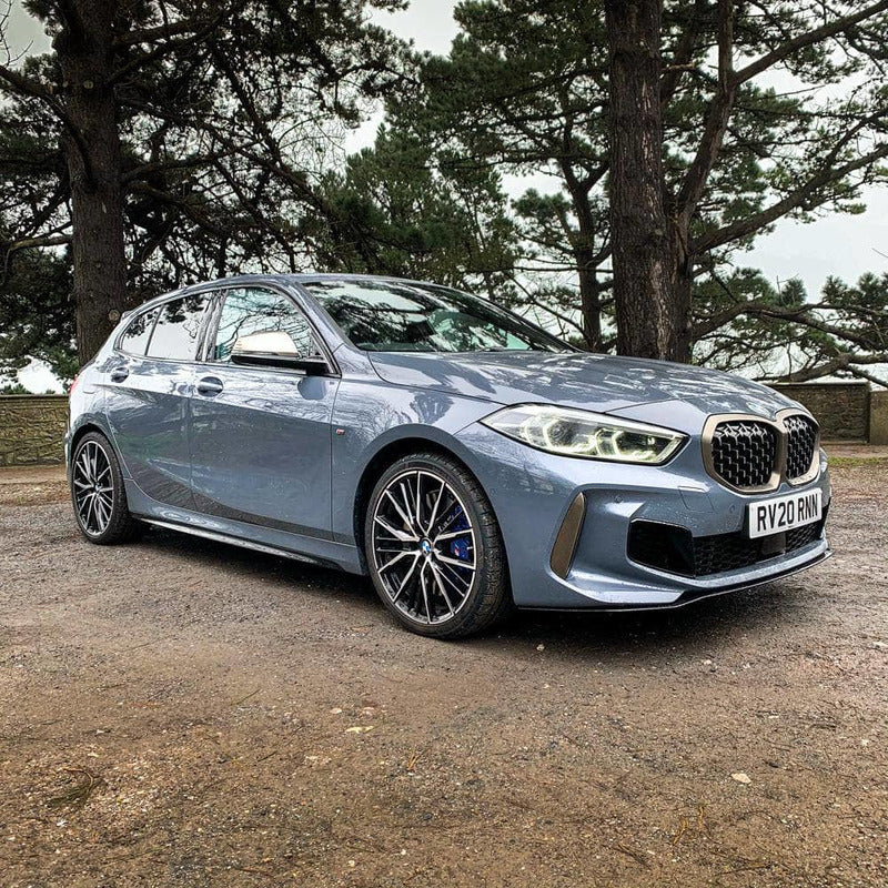Rev Comps Competition 2020 BMW M135i 2.0L Twin Turbo XDrive Win Cars Bikes Vans