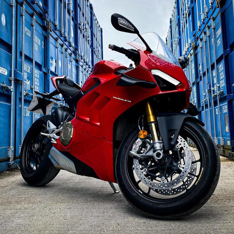 Rev Comps Competition 2020 Ducati Panigale V4S 214BHP Win Cars Bikes Vans