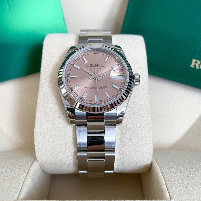 Rev Comps Competition 2020 Rolex Datejust 31mm Bi-Metal Ladies Win Cars Bikes Vans