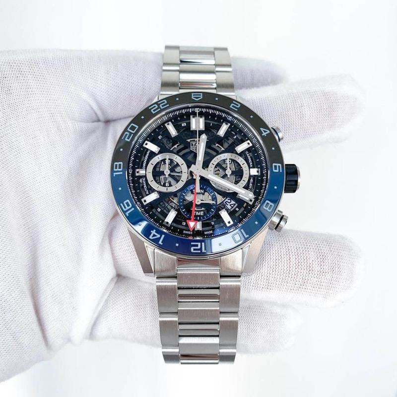 Rev Comps Competition 2020 TAG Heuer Carrera 45mm Win Cars Bikes Vans