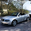 Rev Comps Competition Audi A4 V6 Convertible Win Cars Bikes Vans