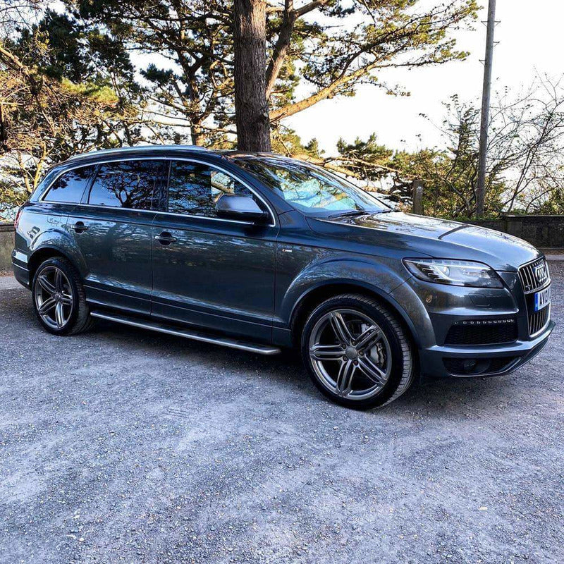 Rev Comps Competition Audi Q7 S-Line 3.0L V6 7 Seater Win Cars Bikes Vans