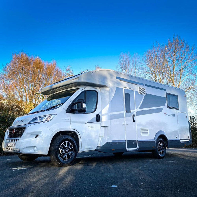 Rev Comps Competition Brand New 2020 Rollerteam T-Line 4 Berth Motorhome Win Cars Bikes Vans