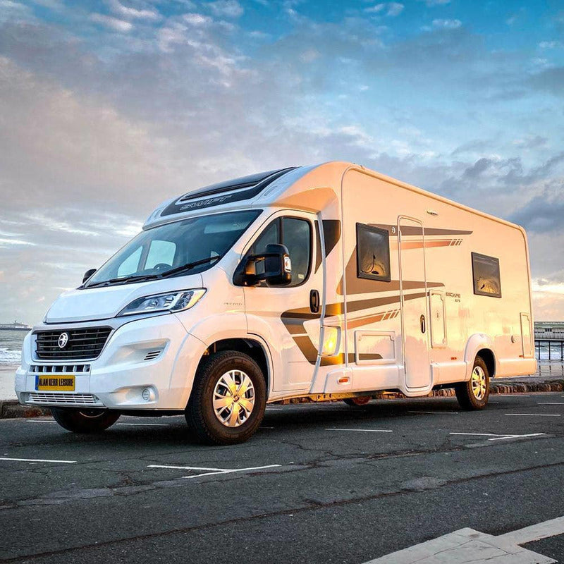 Rev Comps Competition Brand New 2020 Swift 675 Escape 4 Berth Motorhome Win Cars Bikes Vans