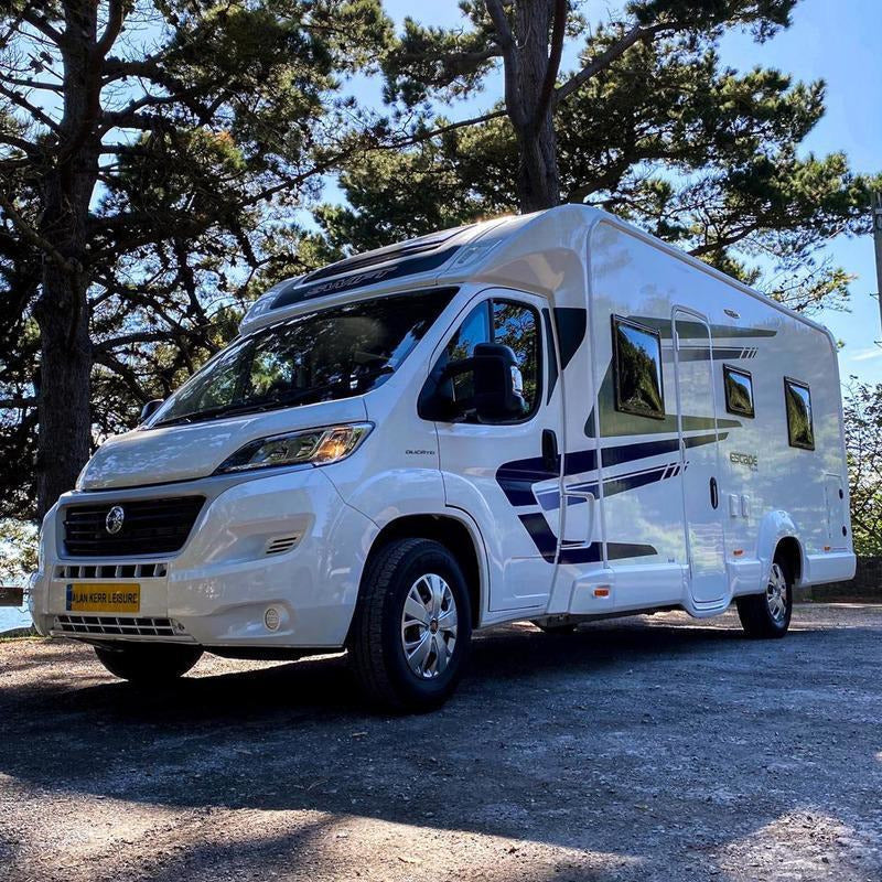 Rev Comps Competition Brand New 2020 Swift 694 Escape 4 Berth Motorhome Win Cars Bikes Vans