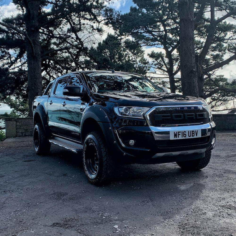 Rev Comps Competition FORD RANGER RAPTOR PICKUP Win Cars Bikes Vans