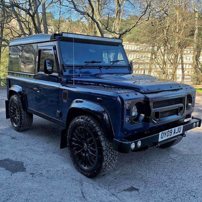 Rev Comps Competition Land Rover Defender 90 Win Cars Bikes Vans