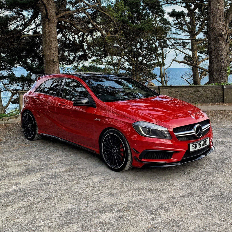 Rev Comps Competition Mercedes A45 AMG Win Cars Bikes Vans