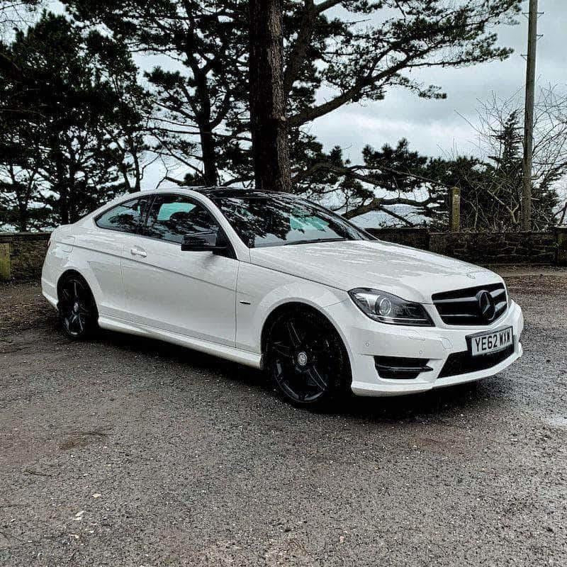 Rev Comps Competition Mercedes C250 AMG Sport Win Cars Bikes Vans
