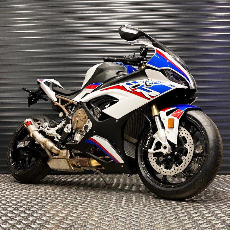 Rev Comps Competition New 2020 BMW S1000RR Akrapovic M Sport Win Cars Bikes Vans