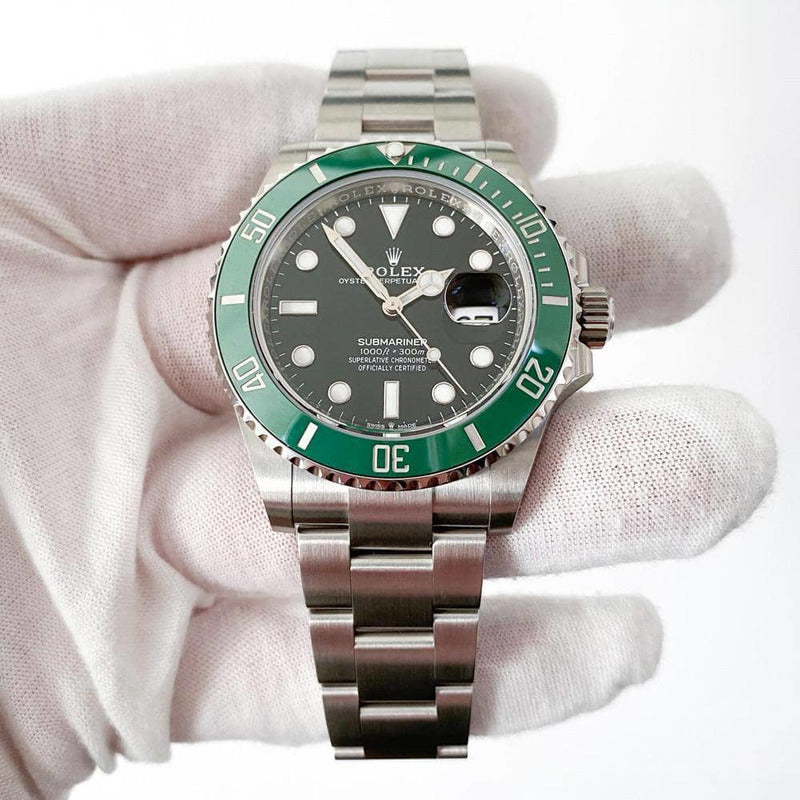 Rev Comps Competition New 2020 Rolex Submariner 41mm Kermit Win Cars Bikes Vans