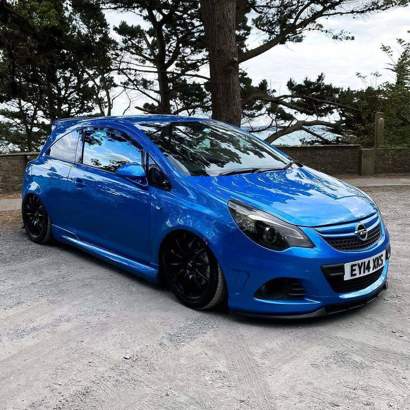 Rev Comps Competition Vauxhall Corsa VXR AIR RIDE Win Cars Bikes Vans
