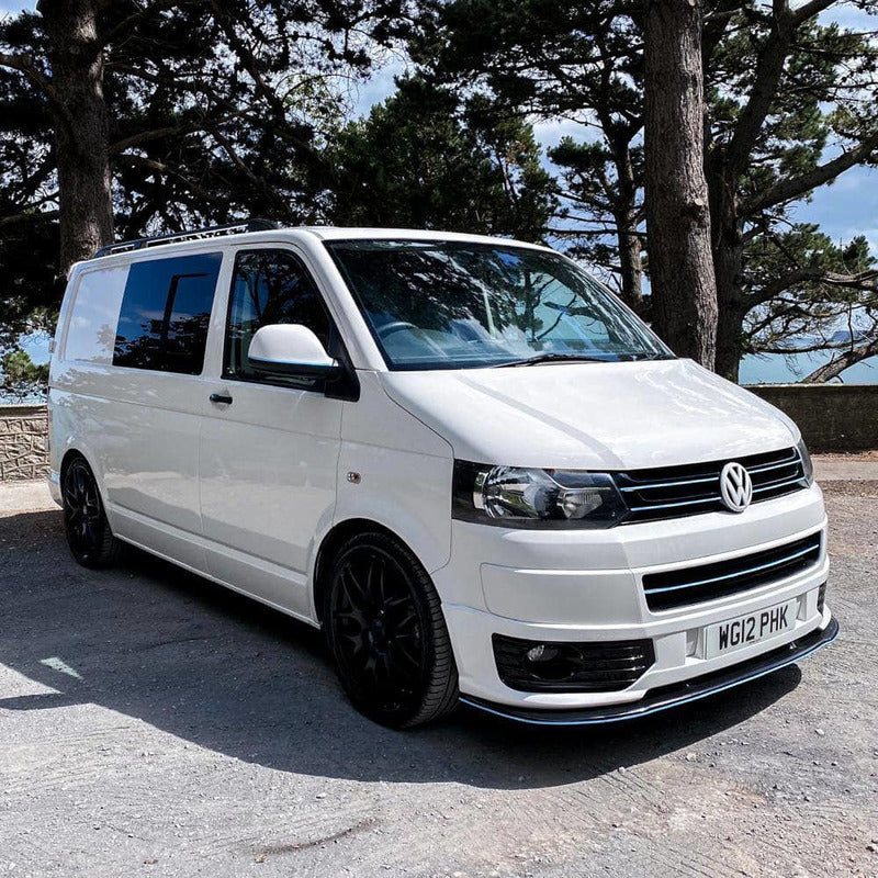 Rev Comps Competition VW T5.1 6 Seater Crew Van Win Cars Bikes Vans