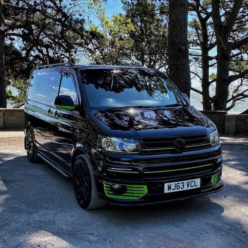 Rev Comps Competition VW Transporter 7 Seat Sports Van Win Cars Bikes Vans