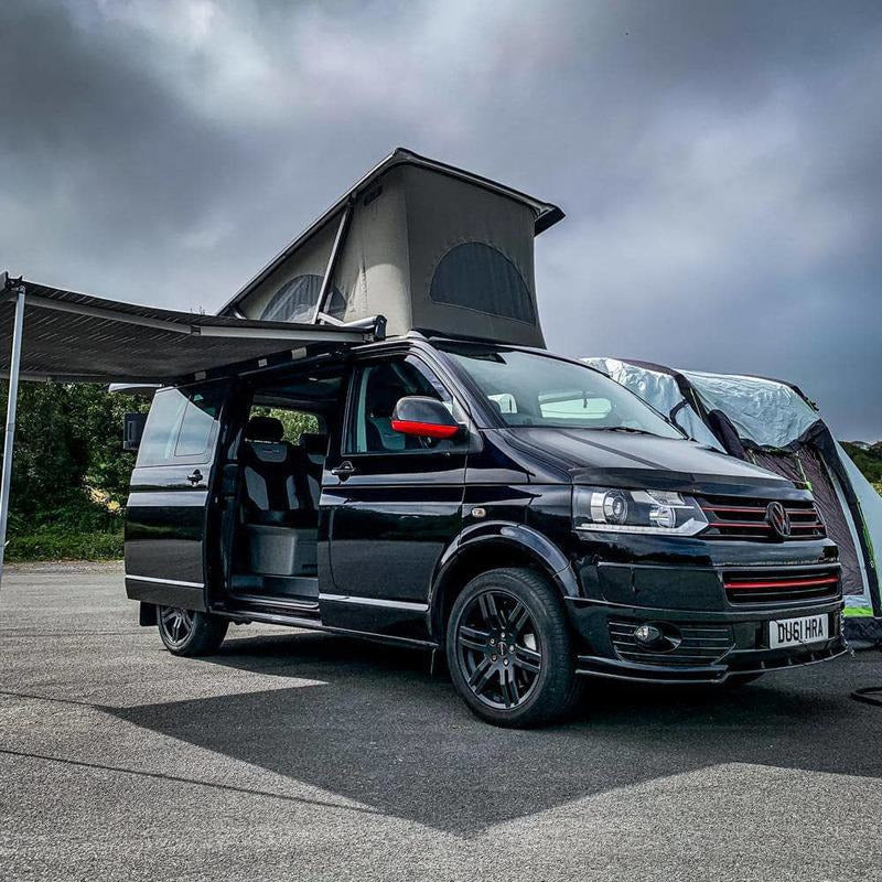 Rev Comps Competition VW Transporter T32 Sportline Mega Spec Camper Win Cars Bikes Vans