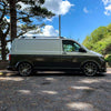 Rev Comps Competition VW Transporter T6 Twin Tone Van Win Cars Bikes Vans