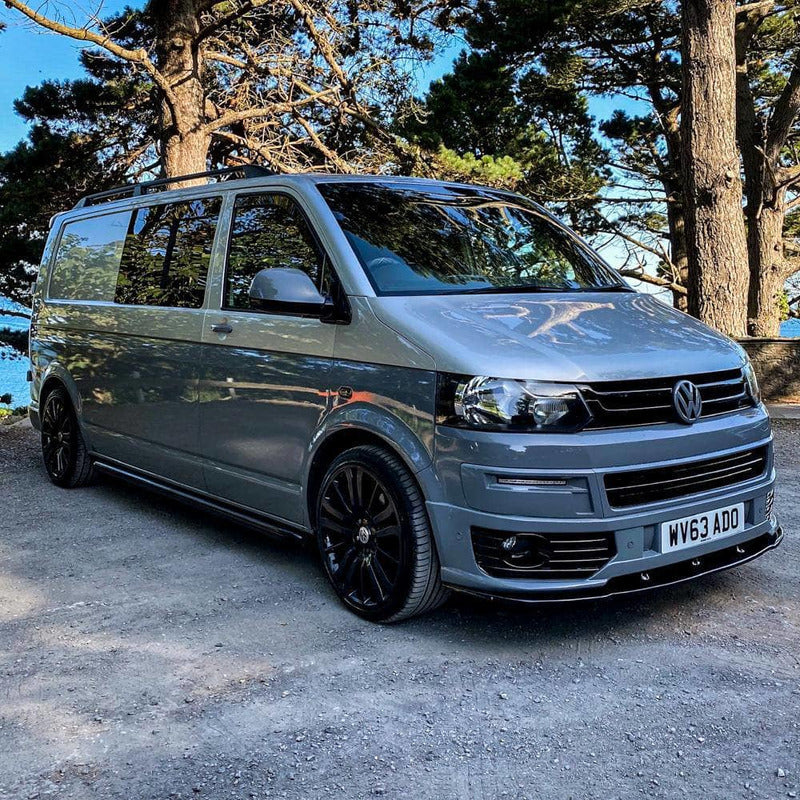 Rev Comps Competition VW Transporter Two Tone Camper Van Win Cars Bikes Vans