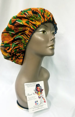 Beauty Classic Kente Bonnet