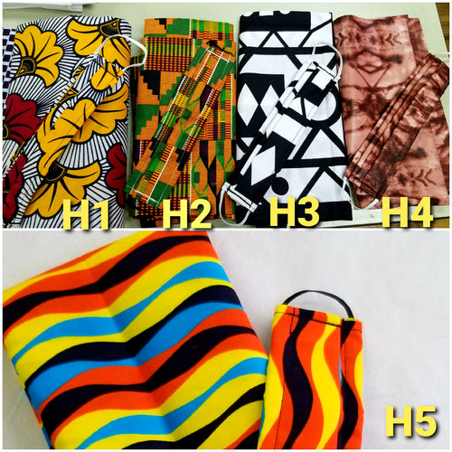 WARRIOR HEADWRAP SETS