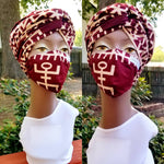 WINNIE WARRIOR Headwrap Set