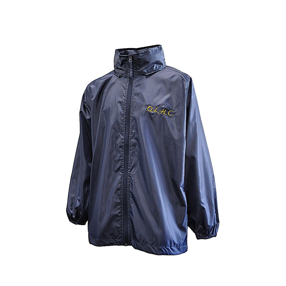 Navy Spray Jacket
