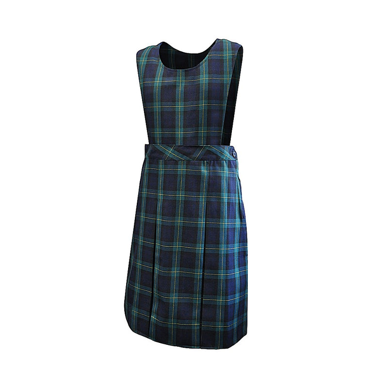 Tartan Tunic with Bib