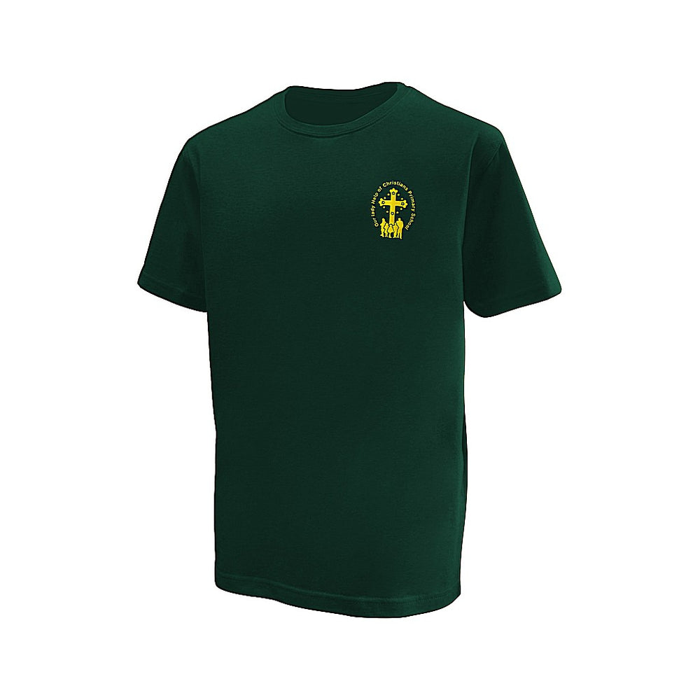 Miller House T-Shirt (Green)