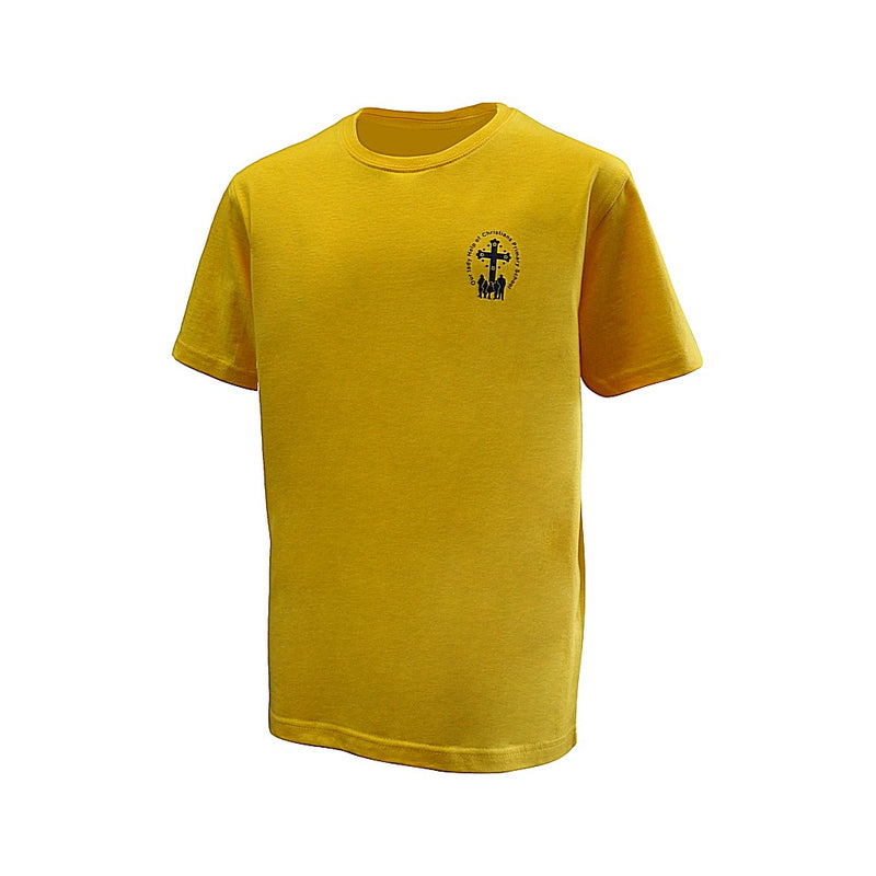 Xavier House T-Shirt (Yellow)