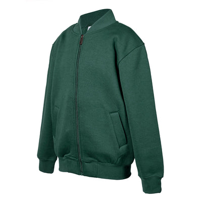 Bomber Jacket with zip - ASHFORD