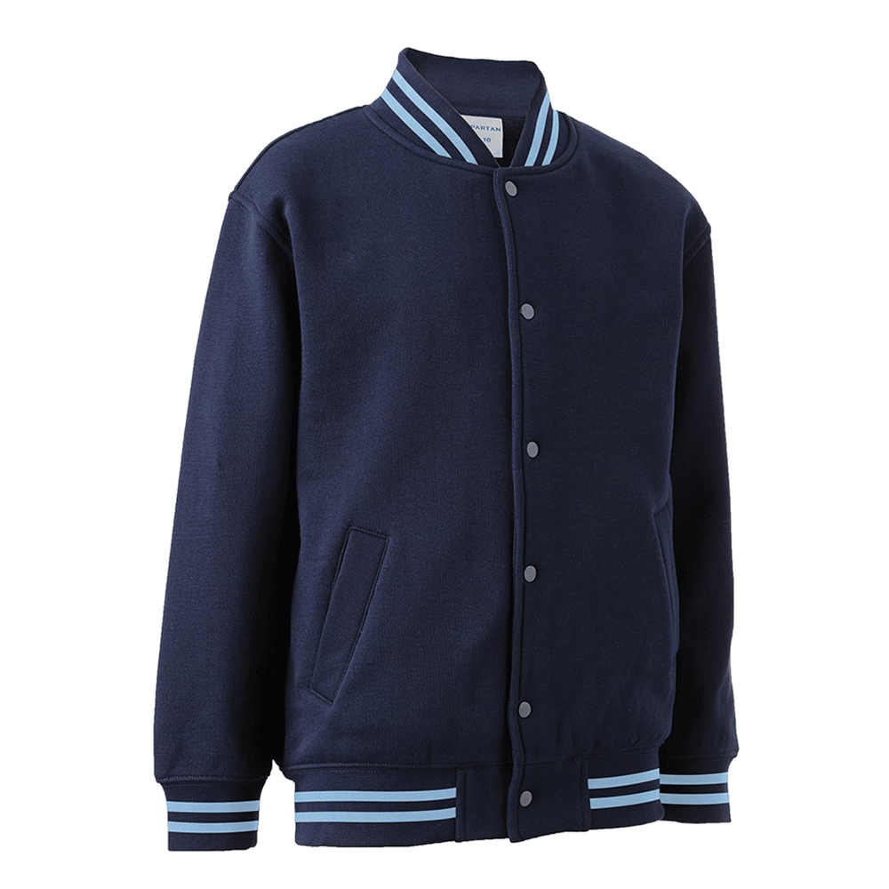 Striped Bomber Jacket - BARWON