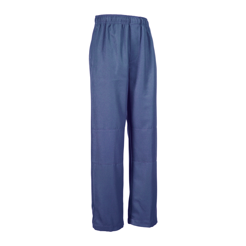 Basic Gabardine Pants with Double Knee - KINGSTON