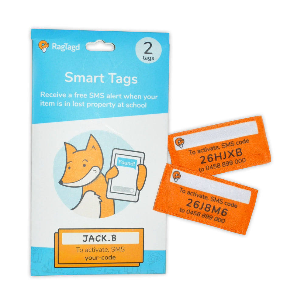 RagTagd Labels - 2 Pack