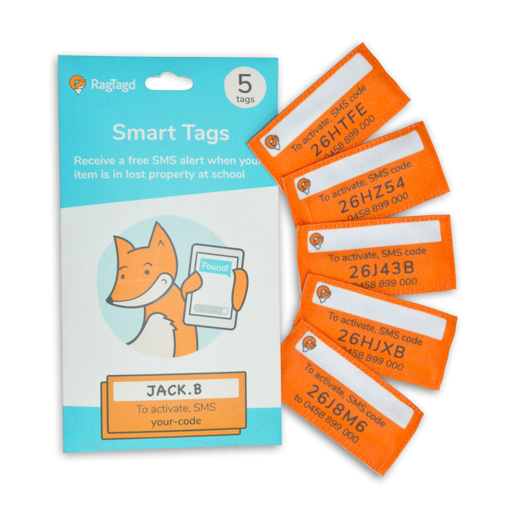 RagTagd Labels - 5 Pack