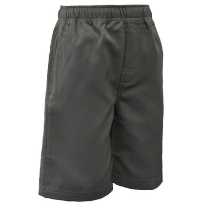 Basic Gabardine Shorts - CURTIS