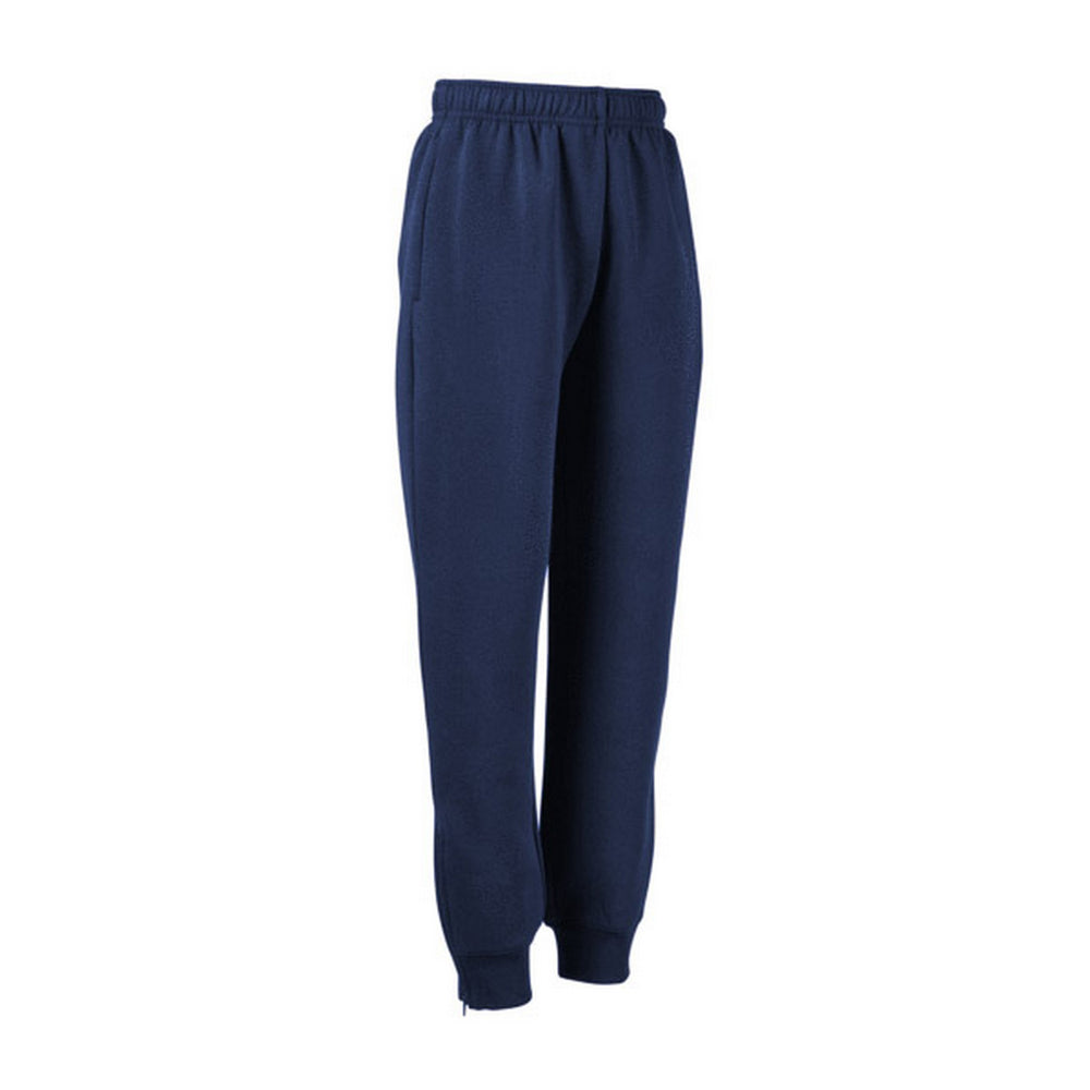Ankle Zip Track Pants - SAMFORD