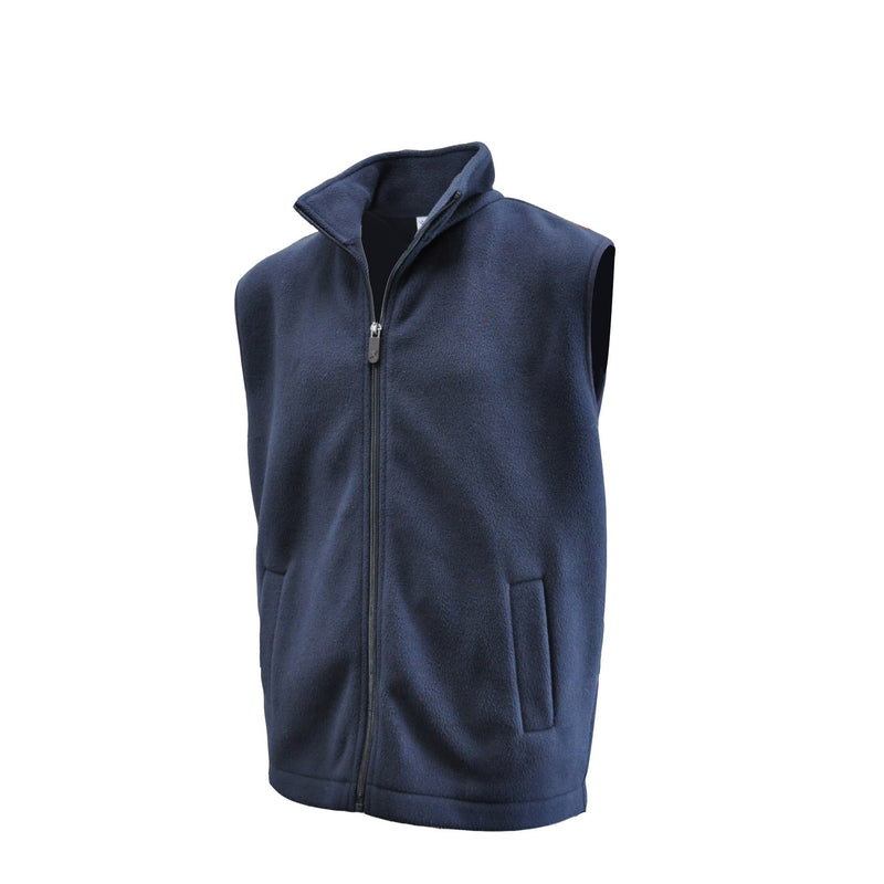 Polar Fleece Vest - THREDBO