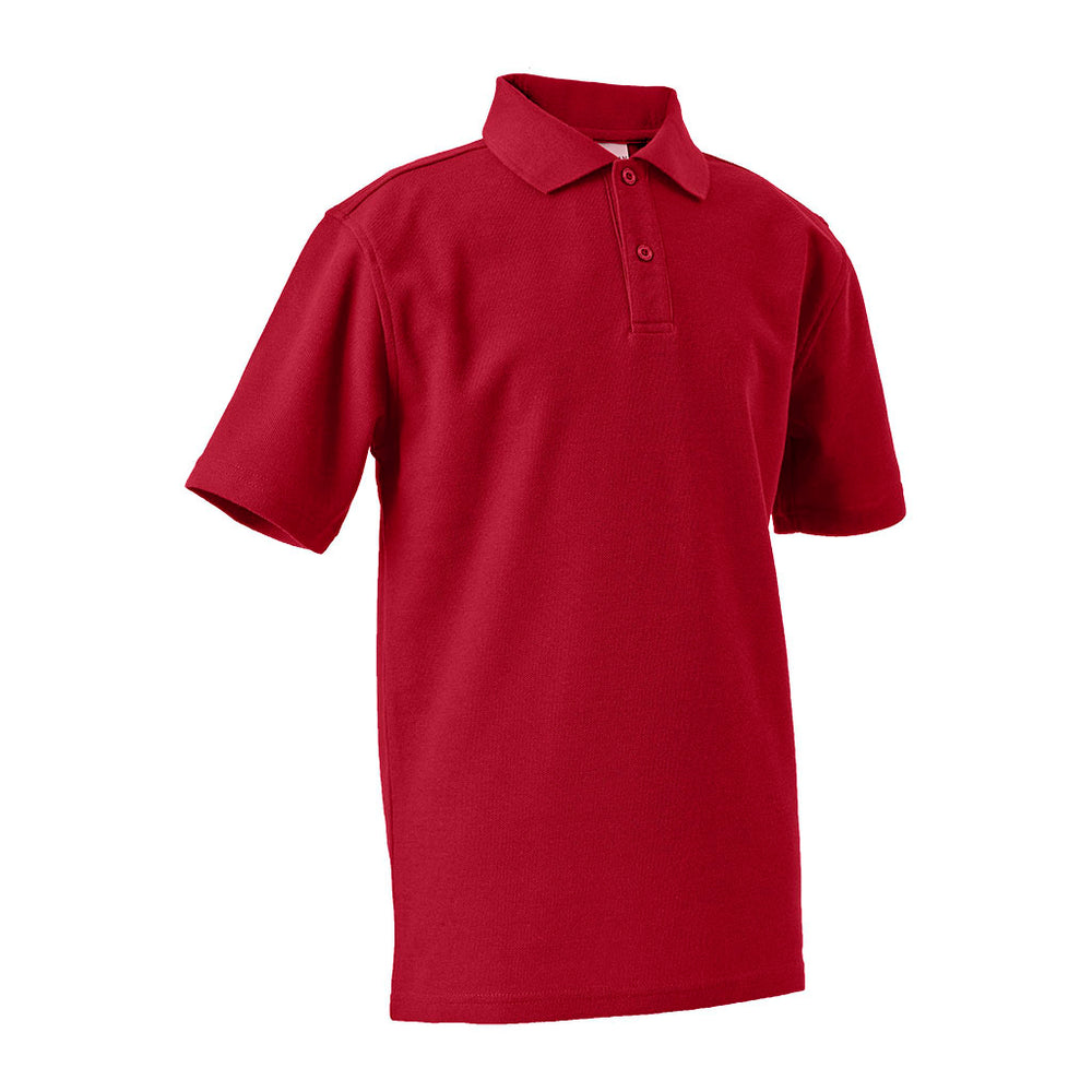 Short Sleeve Polo Shirt  ADULT - BONDI