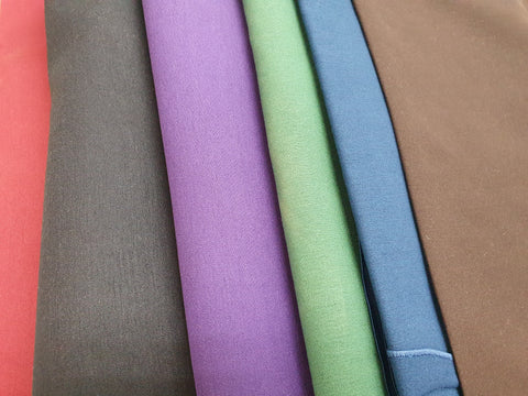 Coloured Ex-Hotel Linen Table Cloths