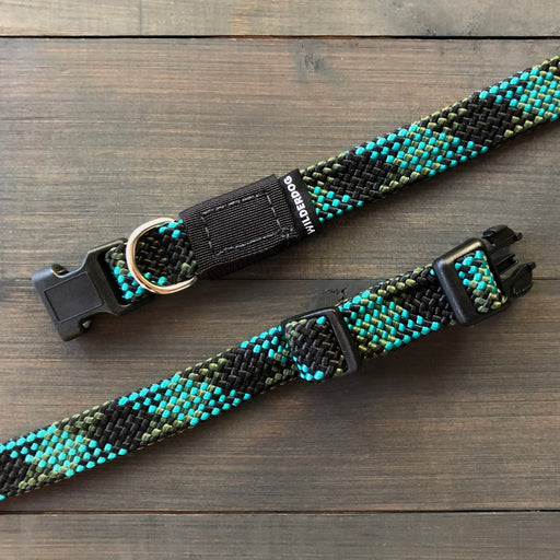 Wilderdog | Granite Rope Collar