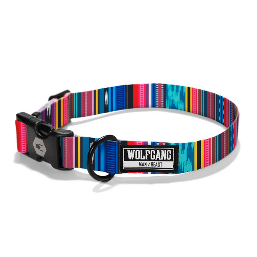 Wolfgang Man & Beast | Quetzal Dog Collar