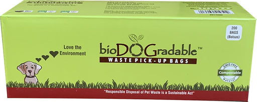 BioDOGradable | 200 Bag Box