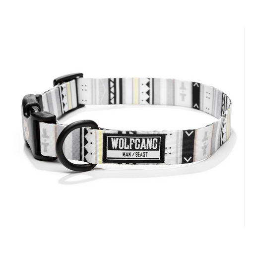 Wolfgang Man & Beast | WhiteOwl Dog Collar