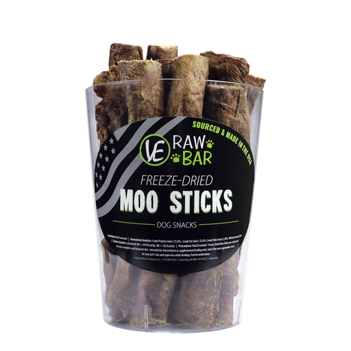 VE Raw BAR | Moo Sticks