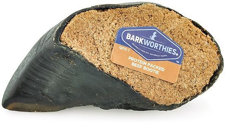 Barkworthies | Beef Bootie with Bully Stick Blend